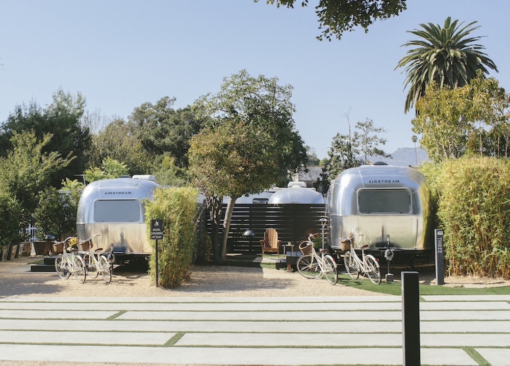 Autocamp Santa Barbara - 10 Amazing Places to Go Glamping in the US