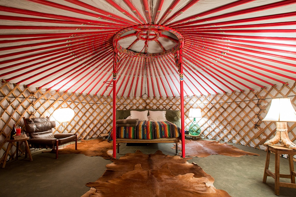 El Cosmico - 10 Amazing Places to Go Glamping in the US