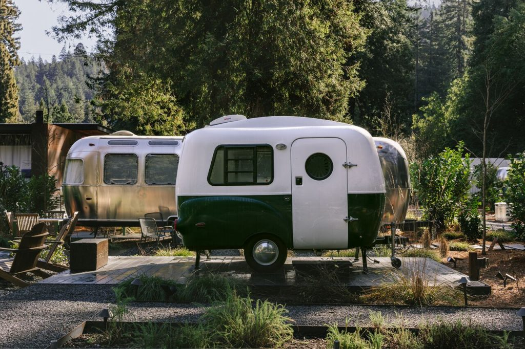 Auto Camp Russian River - 10 Amazing Places to Go Glamping in the US