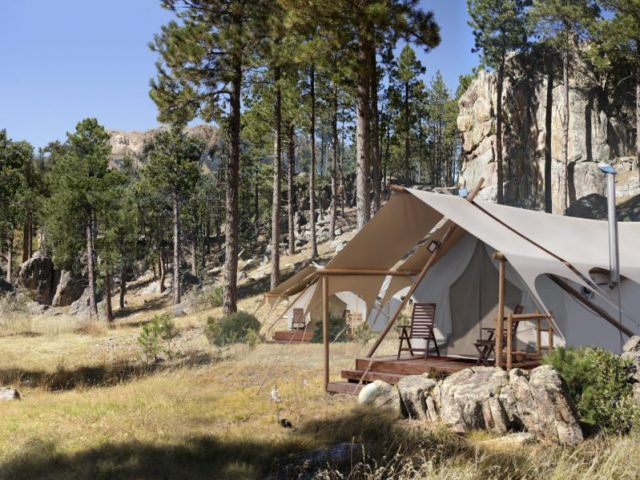 10 Amazing Places to Go Glamping in the US