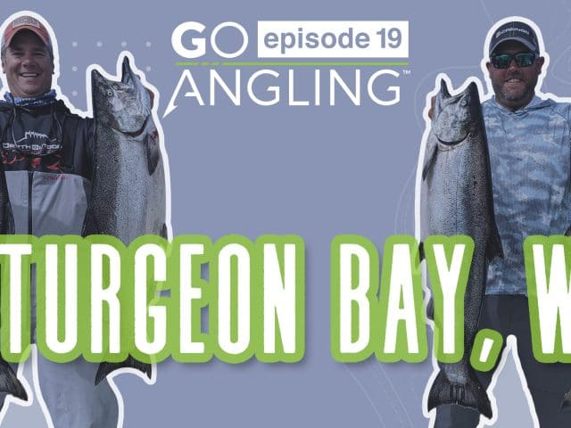 Go Angling episode 19 king salmon