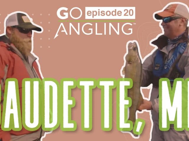 Go Angling Ep 20 tail dancer walleye