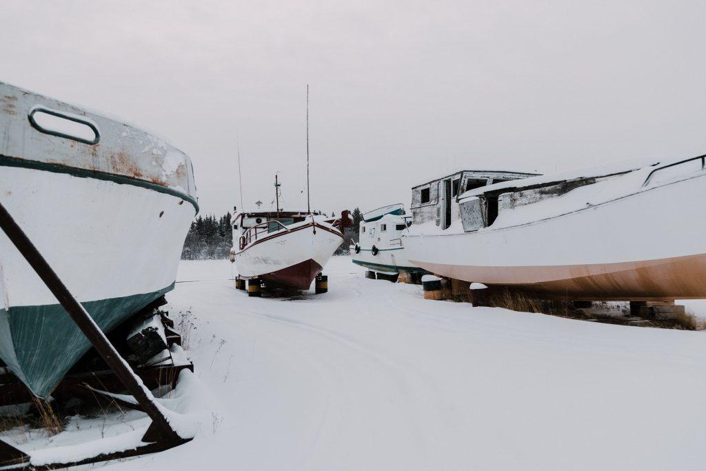 winterizing your boat
