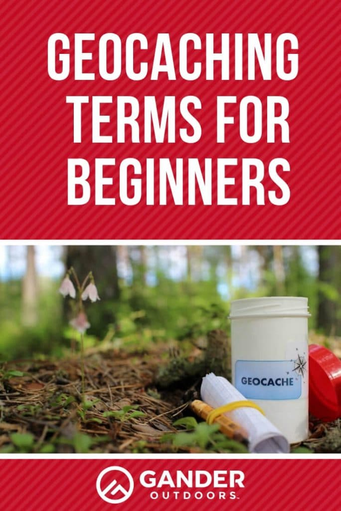 Geocaching terms for beginning