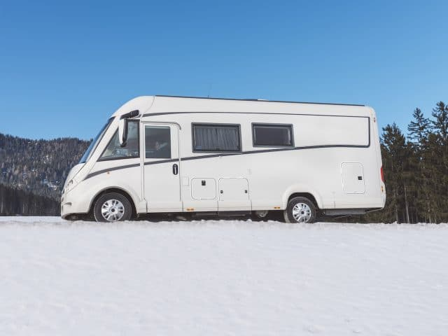 How to Keep Your RV Working Right in Freezing Temperatures