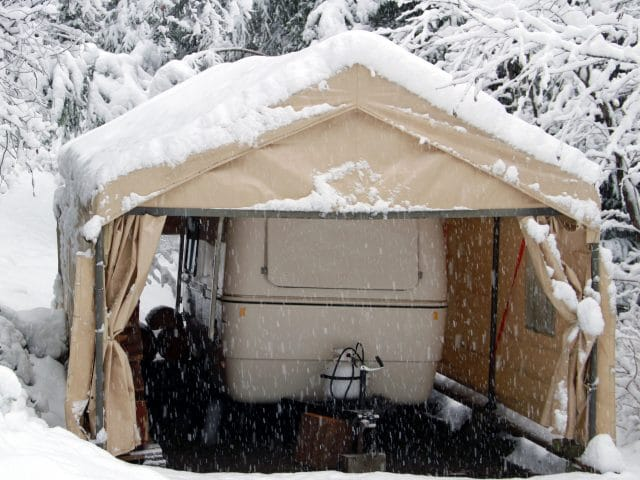 Here are Step-by-Step Instructions on How to Winterize Your RV
