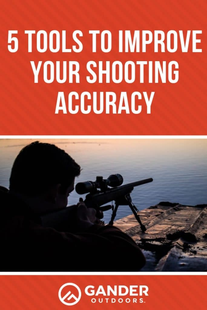 5 tools to improve your shooting accuracy