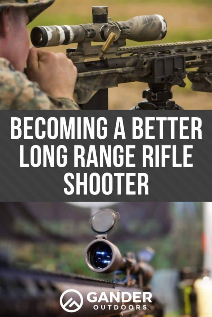 Becoming a better long range rifle shooter