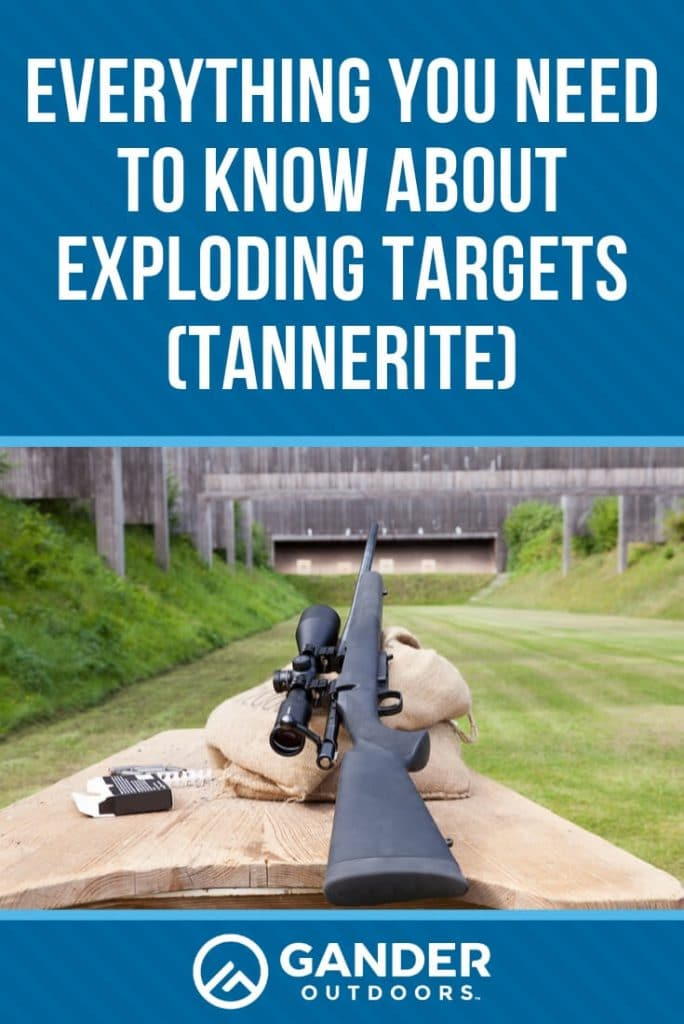 Everything you need to know about exploding targets