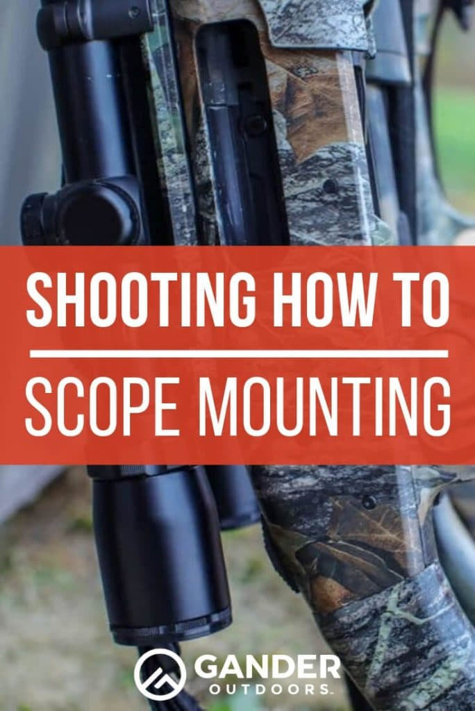 Easy and Simple scope mounting