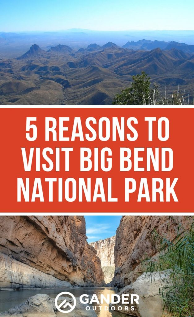 5 reasons to visit big bend national park