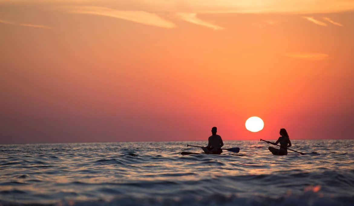 Top 10 Places to SUP Before You Die
