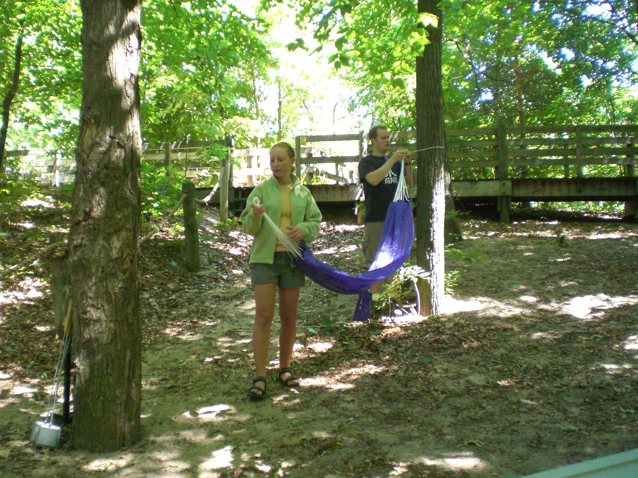 5 reasons camping hammocks are awesome easy to setup PC Matt Stratton via Flickr