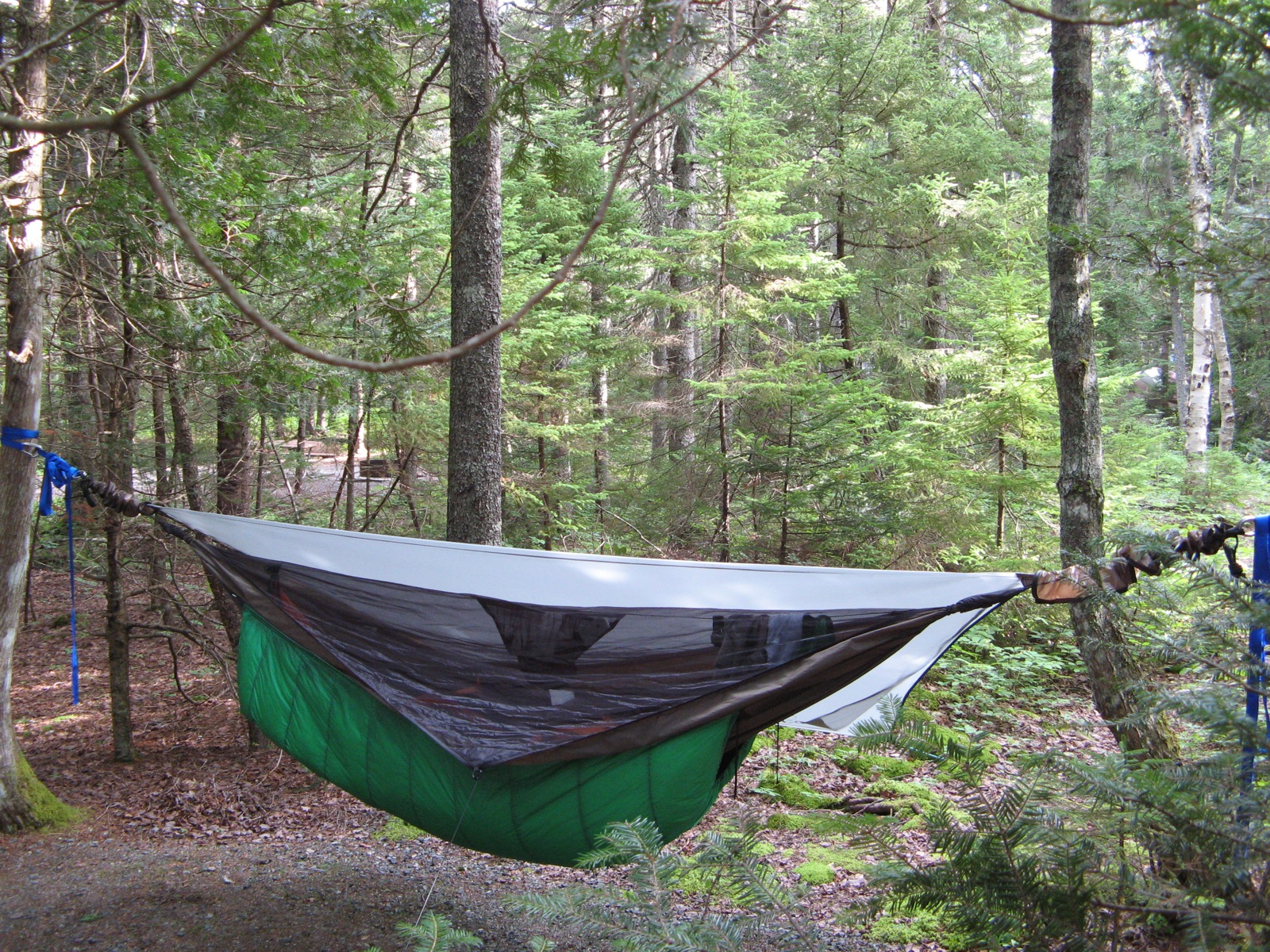 5 reasons why camping hammocks are awesome bug protection PC Graham and Dana Chapman via Flickr