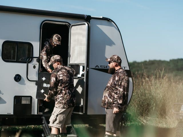 Why Travel Trailers are Perfect for Hunters