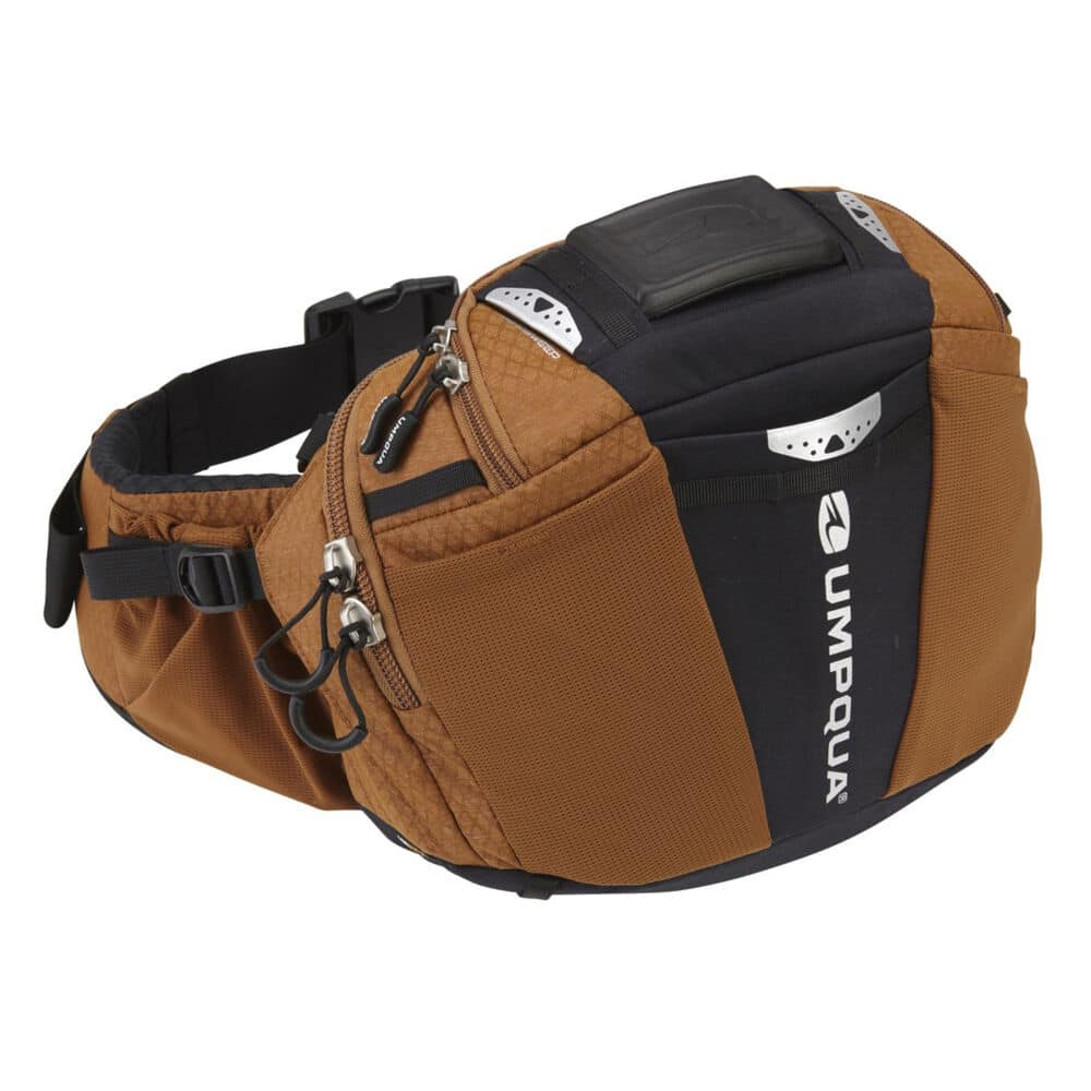 fly fishing waist pack