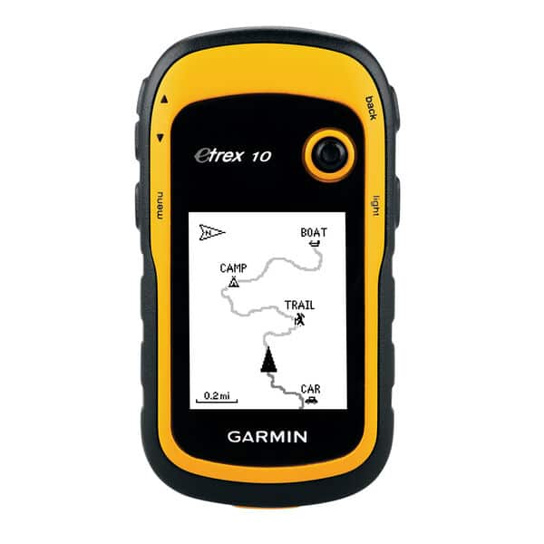 5 GPS Systems Perfect for Backcountry Hikers - garmin etrex 10 PC Camping World