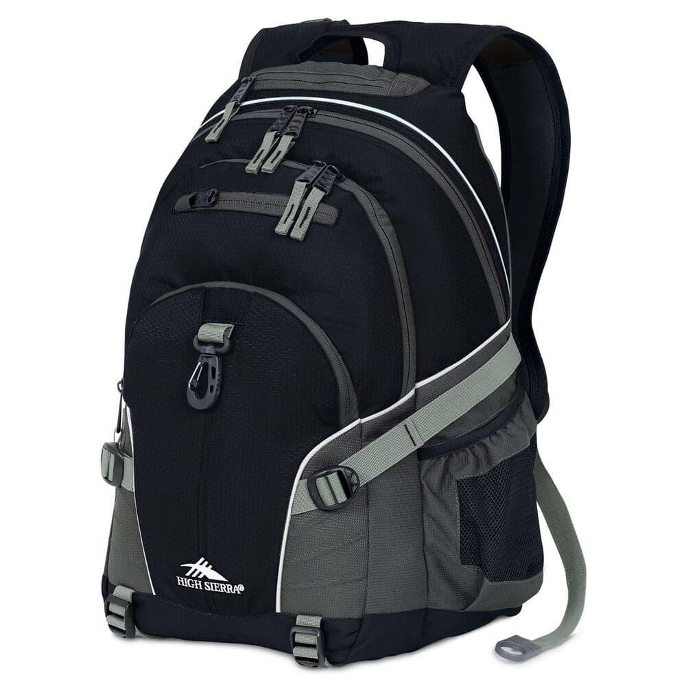 Black High Sierra Loop backpack
