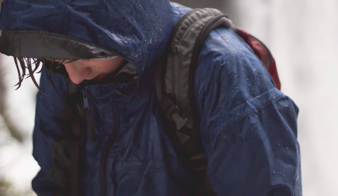 Rain Gear for Hiking and Camping