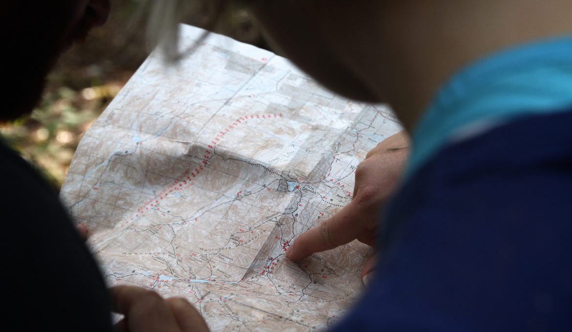 Why You Should Carry a Compass and Map as Well as a GPS