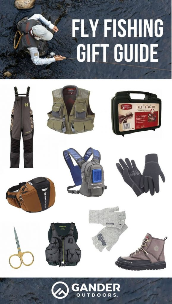 Gander gift guide for the fly fishing person in your life