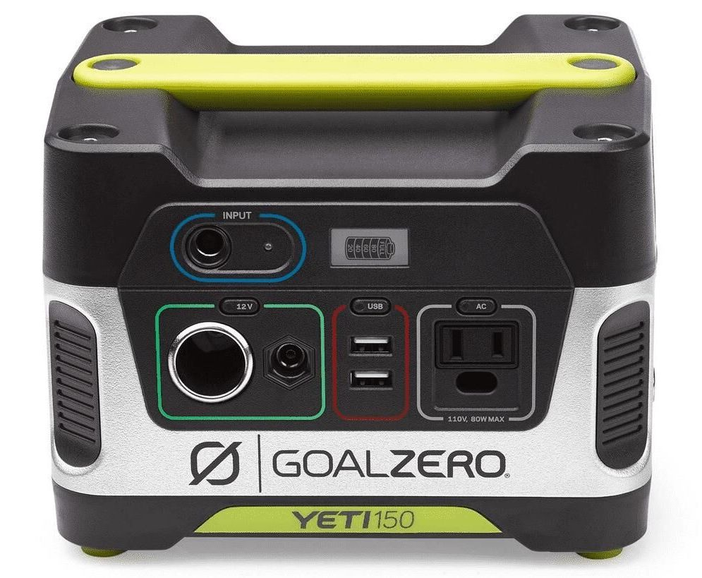 Goal Zero generator