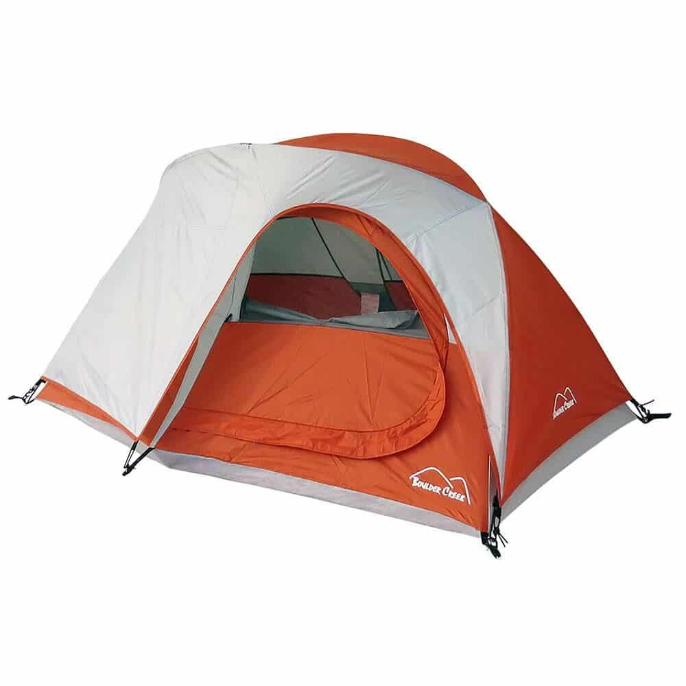 Best Tents for Solo Campers - Boulder Creek Hiker 1 Plus Tent