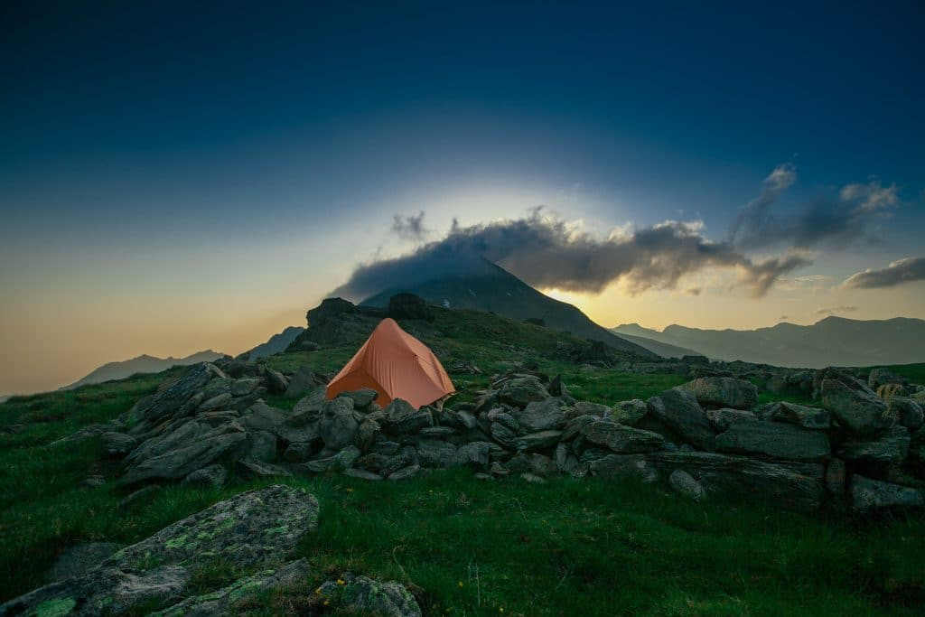 Best Tents for Solo Campers Featured Image - Photo by Cristian Grecu on Unsplash