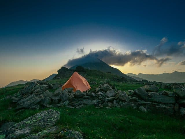 The 5 Best Tents for Solo Campers
