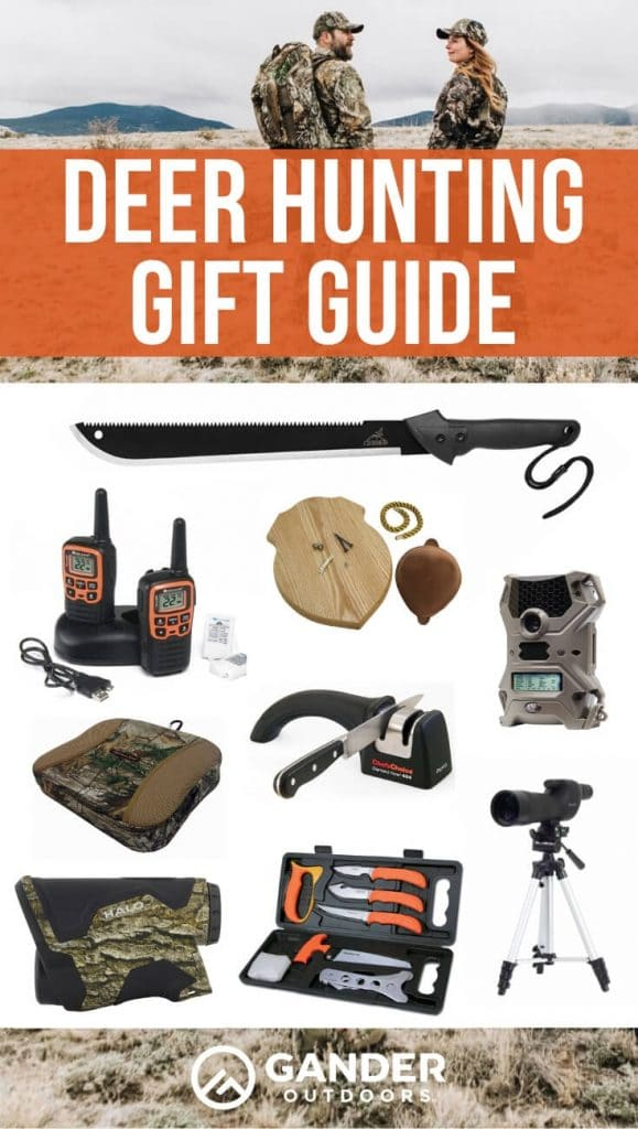 Deer hunting gift guide