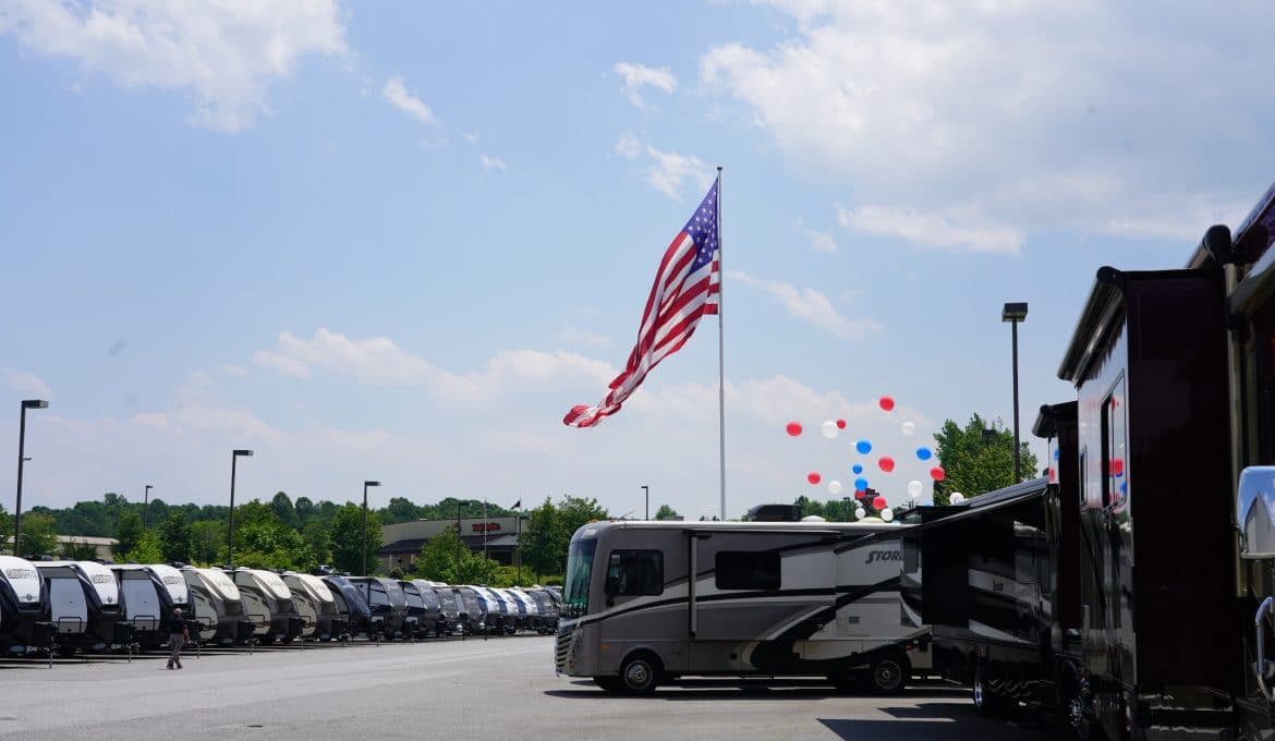 Things to Think About When Trading In Your RV