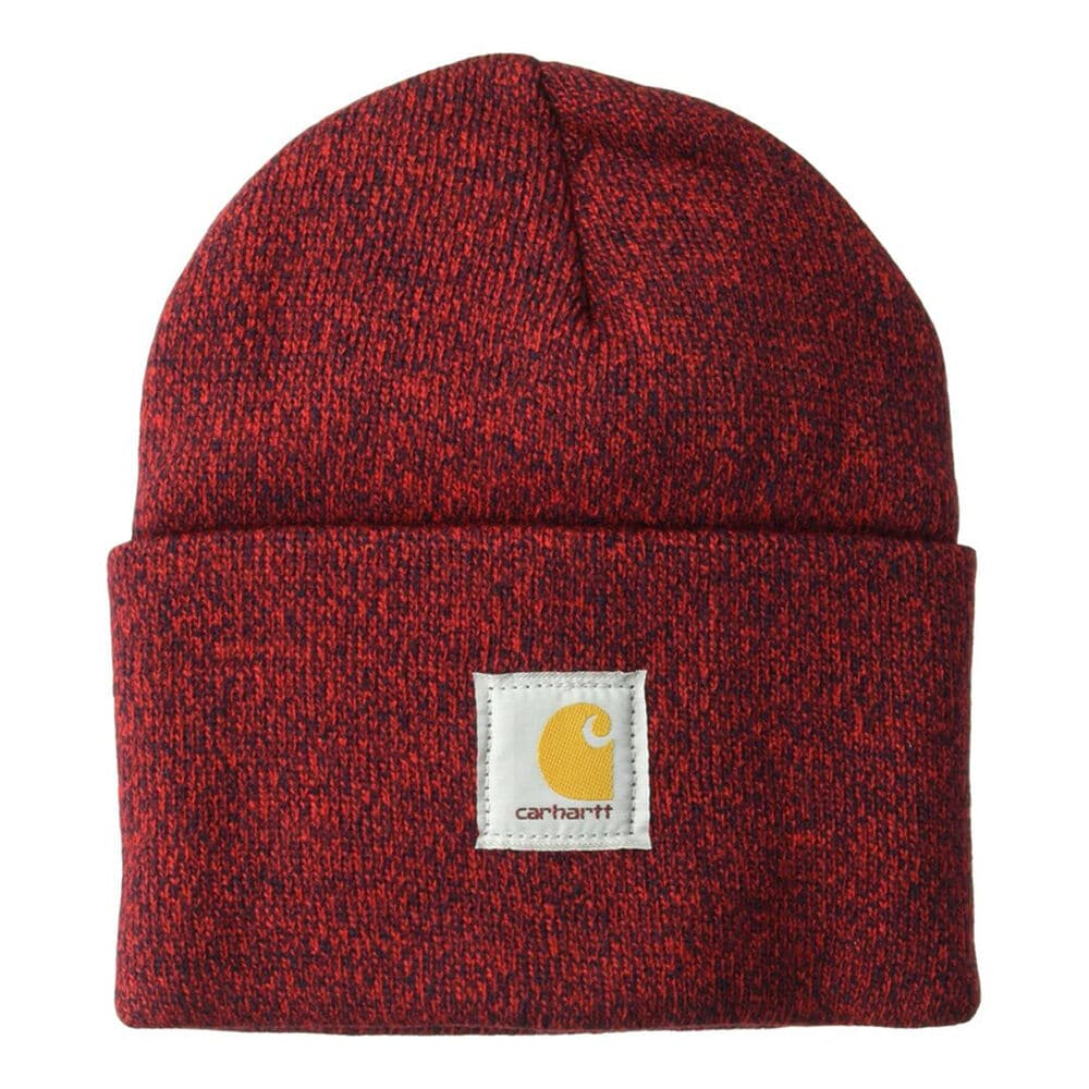 best winter hats for hiking - carhartt acrylic watch beanie PC Gander Outdoors