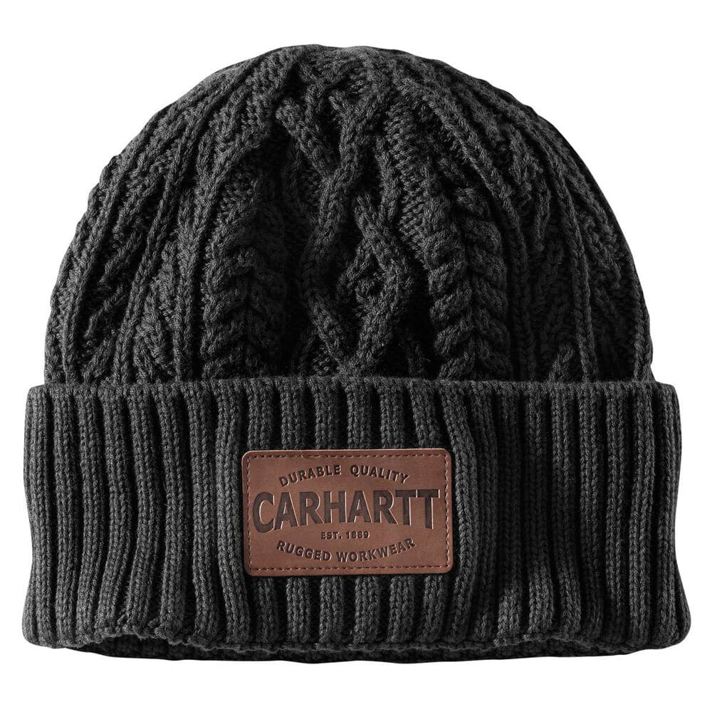 best winter hats for hiking - carhartt newark beanie PC Gander Outdoors
