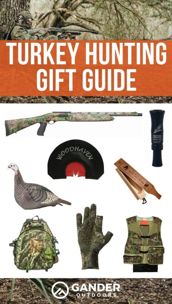 Gander Gift Guide - For the Turkey Hunter in your life