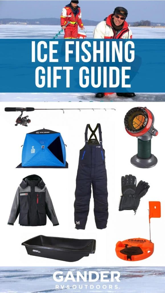 Gander Gift Guide - For the ice fishing enthusiast in your life