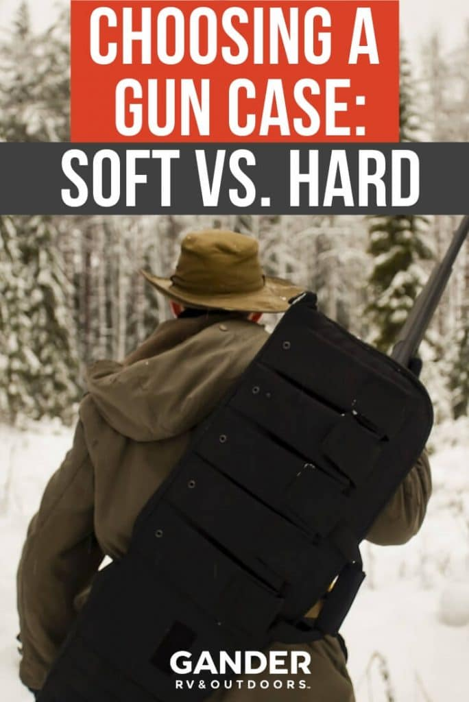 Gun cases - soft vs. hard