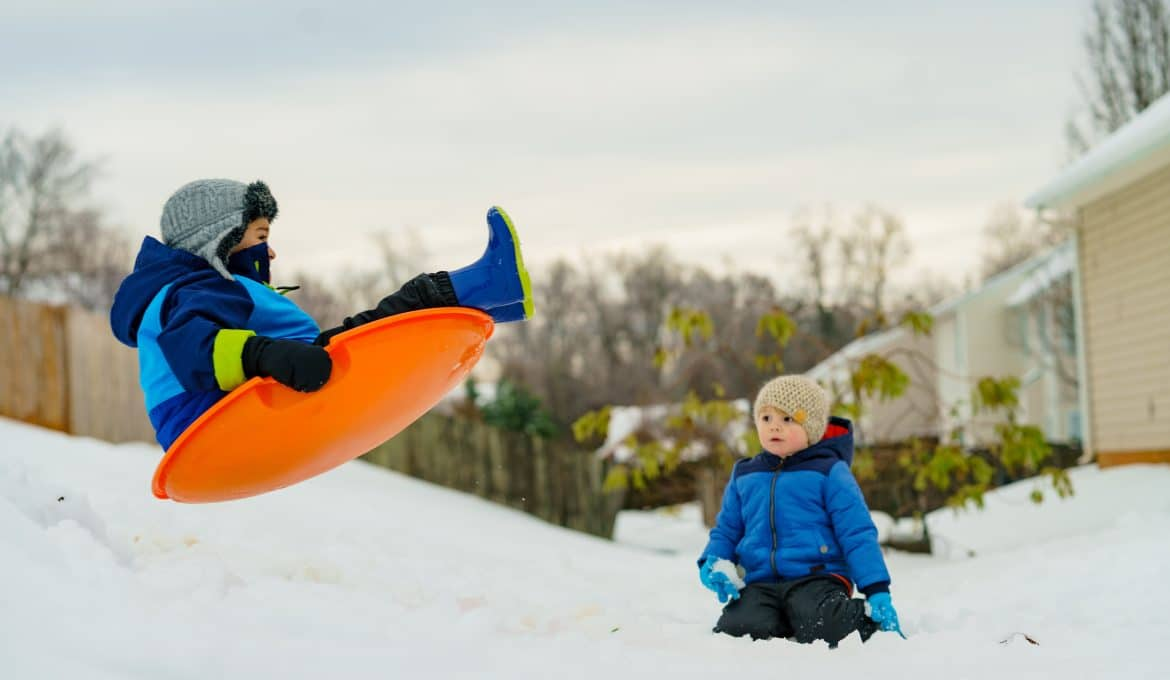 The Best Sleds for Some Family Fun