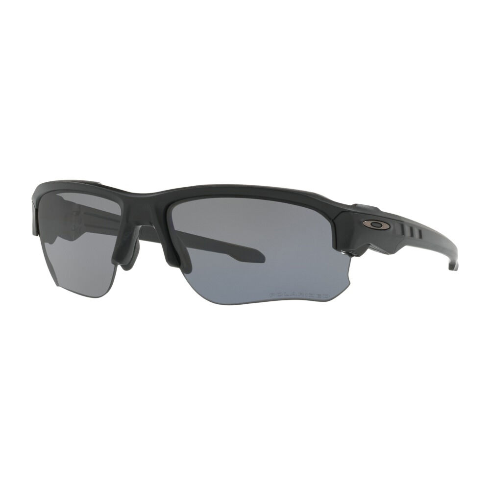 black tactical sunglasses with black lenses