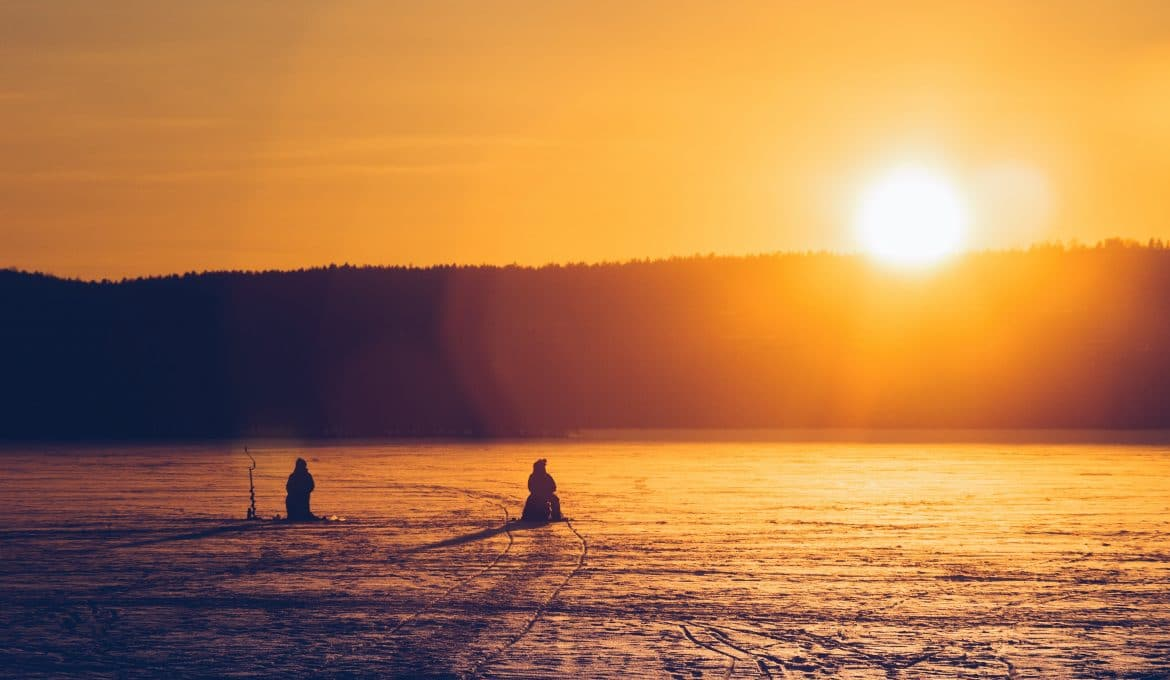 The Best Ice Fishing Rods