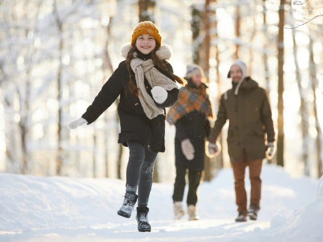 Great Outdoor Holiday Traditions to Start This Year