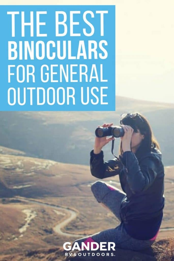 The best binoculars for general outdoor use