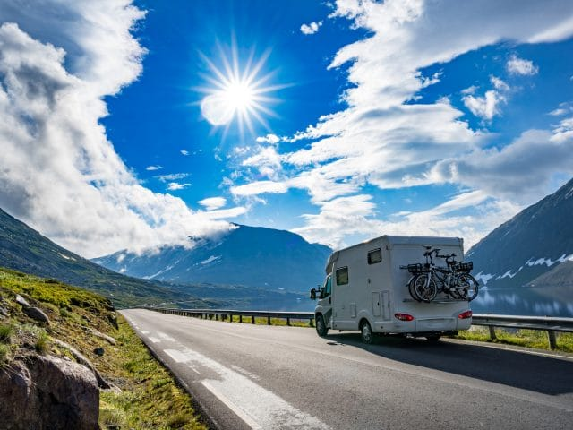 How RVing Can Make for Better Mountain Biking Experiences