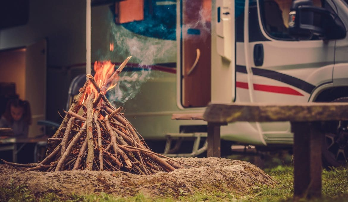Advantages to Using Your RV as a Hiking, Backpacking, or Hunting Basecamp