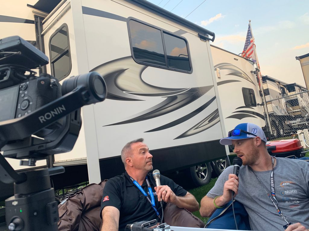 Interview with Jeb Burton