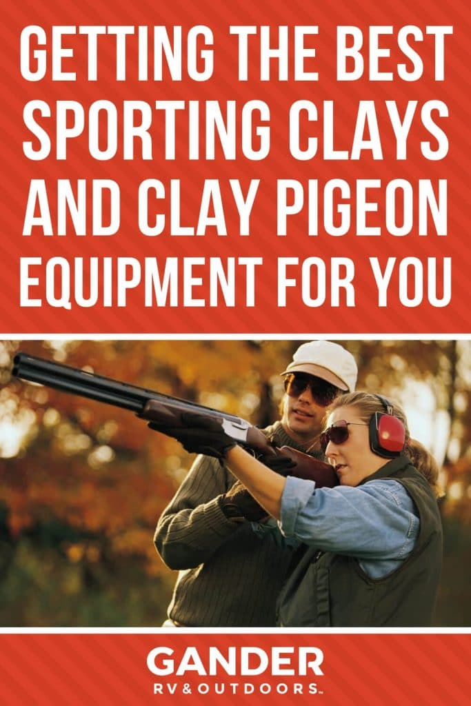 Getting the Best Sporting Clays and Clay Pigeon Equipment for You