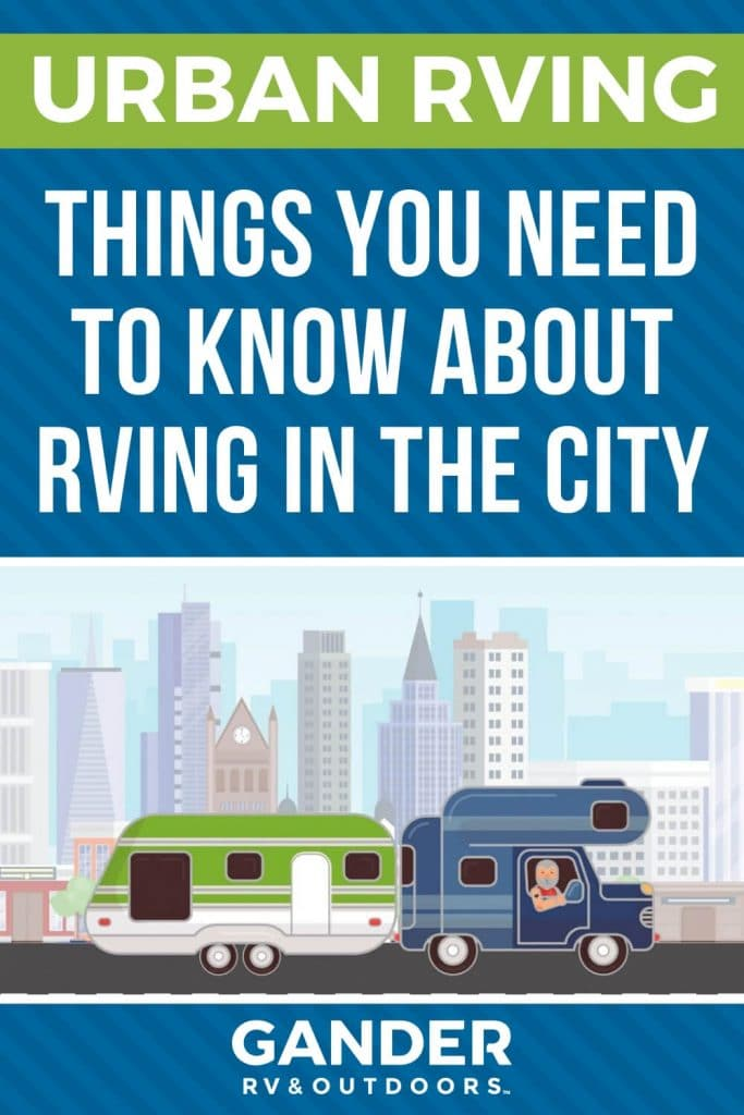 Urban RVing_ Things You Need to Know About RVing in the City