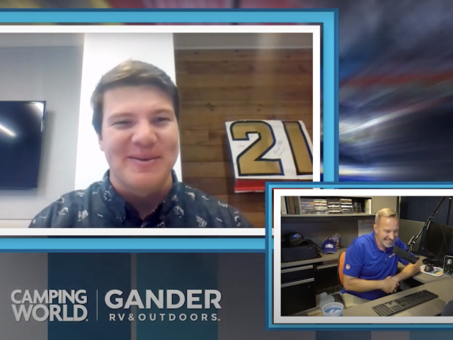 We Talk With Sheldon Creed, 2020 NASCAR Gander Truck Series Champion, About Winning and Camping