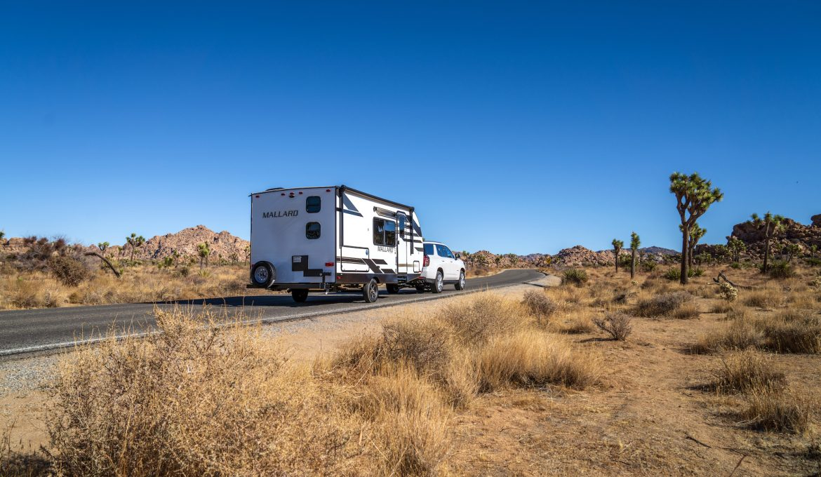 towing your RV