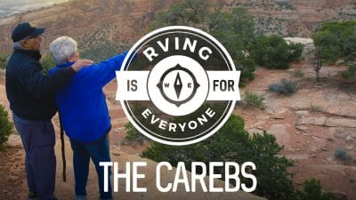 RVing is for Everyone // The Carebs