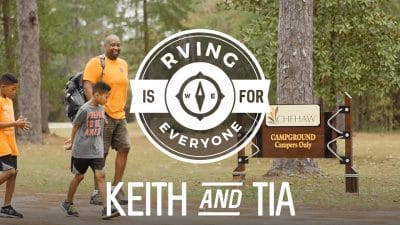 RVing is for Everyone // Keith & Tia
